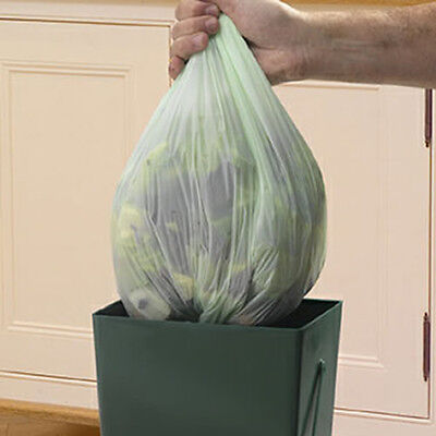 30L Garland Biodegradable Compost Caddy Bags Garden Greenhouse Bin Tidy G116