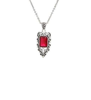 The Mortal Instruments- Isabelle's Ruby Necklace