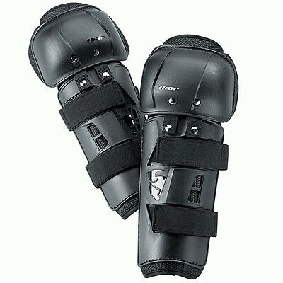 Thor Mx Knee Guards Sector Motocross Dirtbike Pit Bike Adult Moto Kneeguards