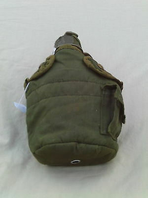 Used Usgi 1 Qt Canteen And Cover #62