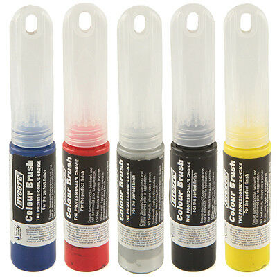 Hycote Colour Brush Touch up 12.5ml Ford Frozen White