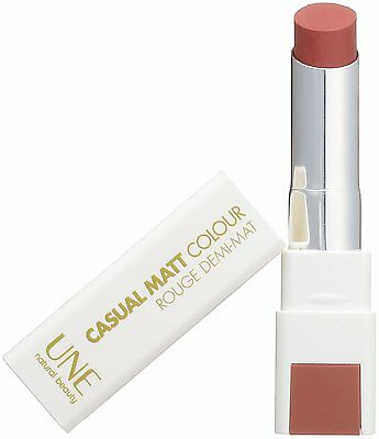UNE Casual Matt Colour Lipstick- M14