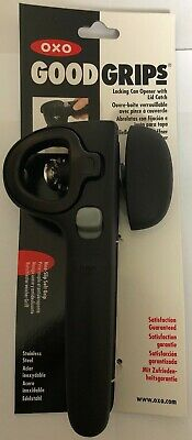 OXO Good Grips Magnetic Can Opener with Lid Catch - FREE P&P