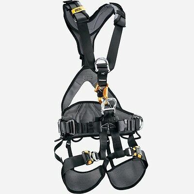 PETZL AVAO BOD CROLL FAST Work Fall Arrest Harness SIZE 0 | AUTHORISED DEALER