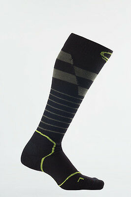 ICEBREAKER Socks Mens Ski + Light Over the Calf Coronet - Skisocken für Herren