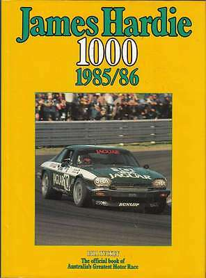 James Hardie 1000 The Official Bathurst Great Race Number 5 1985 / 1986, book