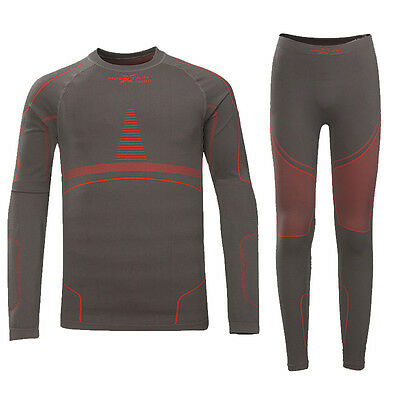 New Mens Winter Compression Base Layers Shirt Pants Suit Comfort Sport Underwear