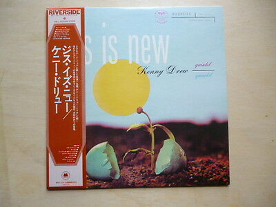 Kenny Drew – This Is New Label: Riverside Records ,Japan Vinyl Edition