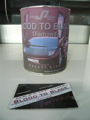 """Blood to Black -/  Diamond""® DAS ORIGINAL;VIP - Effektlack KFZ Lack Autolack"