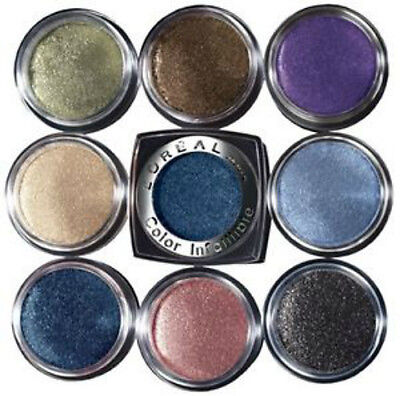 L'Oreal 24HR Color Infallible Eyeshadow Glitter Powder [16 Shades Available]