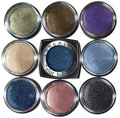 L'Oreal 24Hr Color Infallible Eyeshadow- Available in 16 Shades.