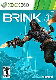Brink  (Xbox 360, 2011) Video Game COMPLETE!