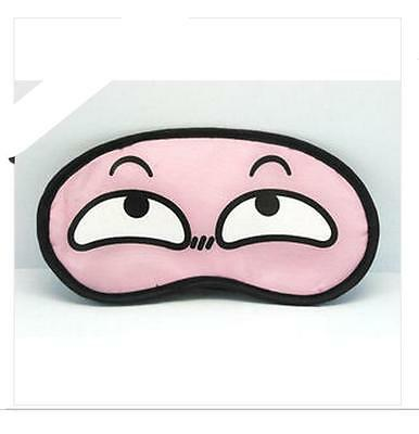 Precioso ANTIFAZ PARA DORMIR Máscara  ROSA Sleeping eye mask A1578