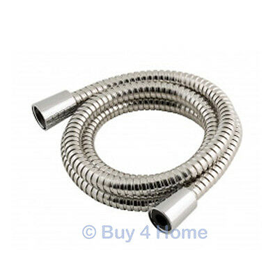 Universal Shower Hose 2m  Hi-Flow - Replaces Aqualisa Mira Triton & Others