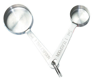 New Stainless Steel Magnetic Measuring Spoons. Nifty High Quality item by Norpro