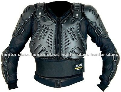 Motorbike Motorcycle Motocross Enduro Body Armour Protection Spine Protector CE