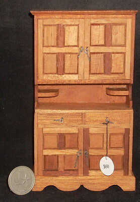 Chair Boot Jack Style Hacienda Mexican Rustic 1:12 Scale Miniature #MAF2205
