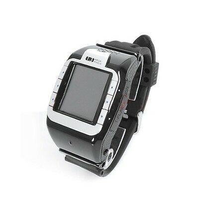 Unlocked Touch Screen Wrist Watch Phone Bluetooth Camera MP4 GSM New