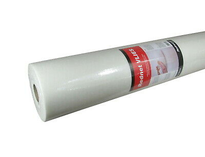 Wall Ceiling Drywall covering Rednet VLIES - Fiberglass - Glass Fibre - 1m x 50m