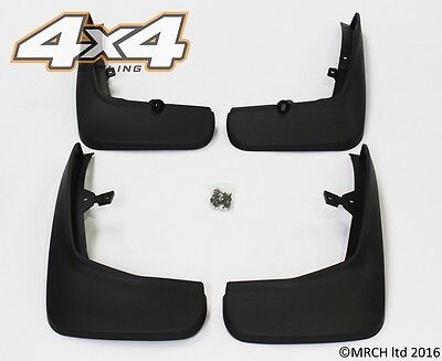 Range Rover Sport 2005 - 2013 Mud Flaps Mud Guards set of 4 front and rear