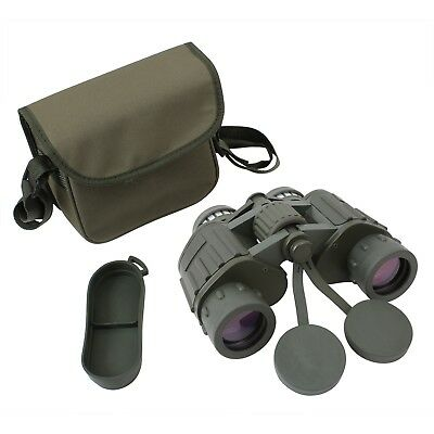 Rothco 20275 Olive Drab 8 x 42 Binoculars With Case 8x Magnification