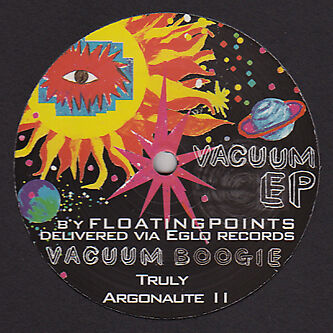 "Floatingpoints Vacuum EP 12"" Vacuum Boogie Eglo Records EGLO002 Floating points"