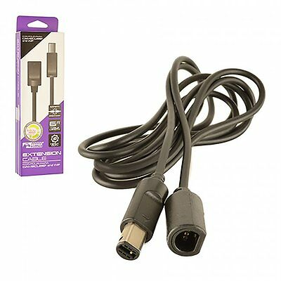 New 6 Foot Controller Cord Extension for Nintendo Gamecube / Wii -- 6' Ft. Cable