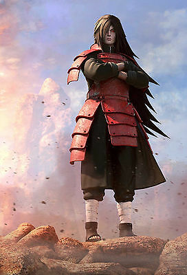 Madara Uchiha ( 22 x 34 inch  ) Beautiful Glossy Poster  - FAST SHIPPING