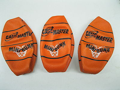 "3 NEW Basketballs 7"" Mini Dunk for Arcade Redemption Games BAR"