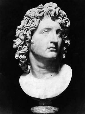ALEXANDER THE GREAT SCULPTURE GLOSSY POSTER PICTURE PHOTO greece greek king 198