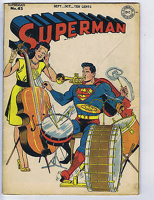 Superman #42 DC Pub 1946