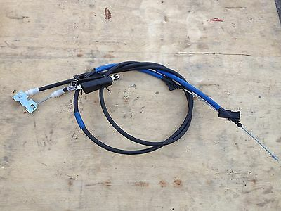 Vauxhall Astra G Mk4 (98-02) Rear Hand Brake Cable With Discs Brakes  Brand New