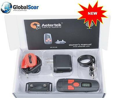 Gt-211D Small Dog Remote  Training Shock Sound & Vibration Collar 400 Yards