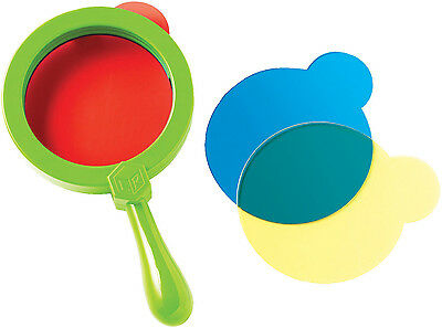 Learning Resources - Primary Science Childrens Colour Mixing Lenses
