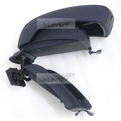 OEM Center Armrest Console Box Double Heightened (BL) For KIA 2005-2010 Sportage