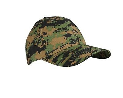 79cef17e Woodland Digital Camouflage Supreme Low Profile Adjustable Cap Rothco 8184
