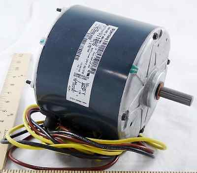 Carrier condenser fan motor hc39ge466 14hp 1100900rpm ge part v110as hc39ge468 carrier ac condenser fan motor 14hp 460v sciox Image collections