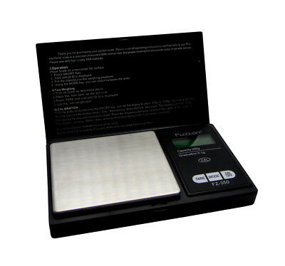 Fuzion FZ 350 Digital Scales Mini Professional LCD Display Jewellery 350g x 0.1g
