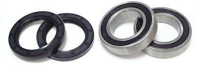 Suzuki LT-A400F Eiger 4x4 ATV Rear Wheel Bearings 02-07
