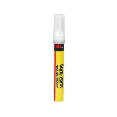 CH Hanson 10298 White Paint Markers - 12 Count Box