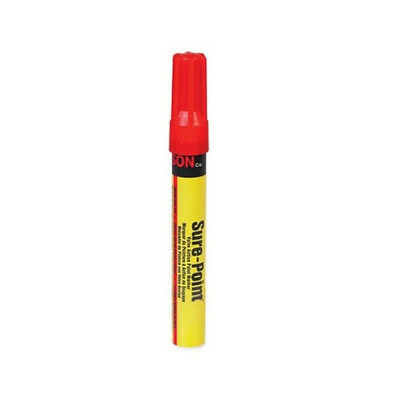 CH Hanson 10297 Red Paint Markers - 12 Count Box