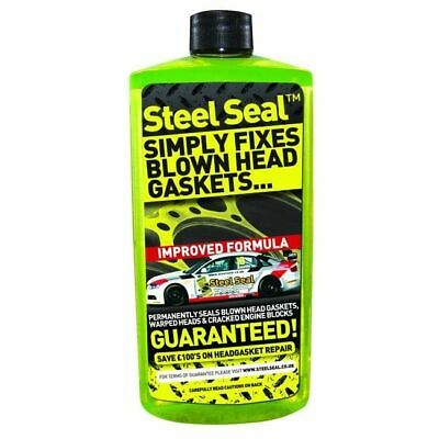 Steel Seal Head Gasket Engine Block Cylinder Head Repair SteelSeal
