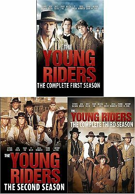 the young riders season 1