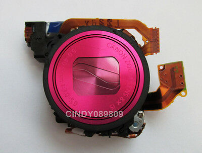 Rose  Lens Zoom Unit For Canon PowerShot IXUS230 ELPH 310 HS Camera with CCD