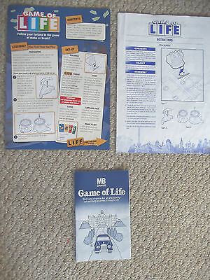 Rules For Game Of Life Different Years Availableoriginal