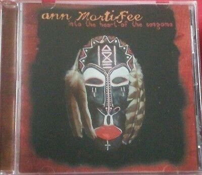 Ann Mortifee - Into the Heart of Sangoma (CD)