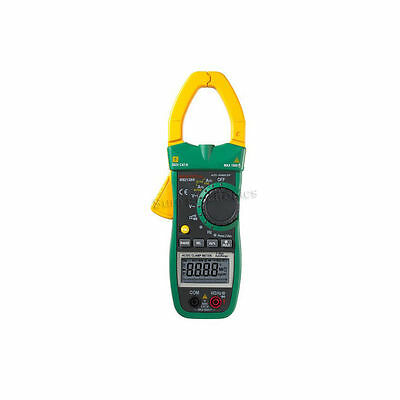 MASTECH MS2138 AC DC Digital Clamp Meter 42mm Freq. Res