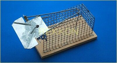 Human Mouse Trap Not Kills Easy to Use Mice New