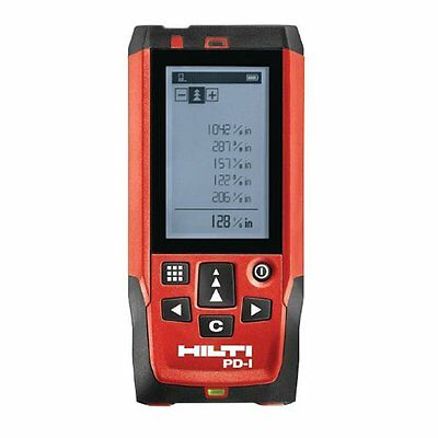 Hilti Pd-I Laser Range Meters Distance Measurer Meter Replace PD40