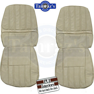 1970 Camaro Deluxe Front Seat Covers Upholstery PUI New